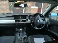 5 series with part service history in BMW. Well maintained with outstanding paint