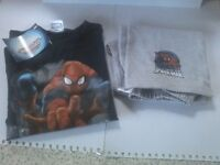 Boys spiderman pyjamas,nwt. Aged 7-8yrs only £6.00