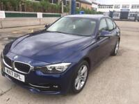 BMW 318d 17 reg