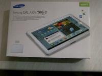 Samsung Galaxy Tab 2 GT-P5110 16GB, Wi-Fi, 10.1 Tablet. Full working order