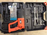 Pneumatic Rotary Hammer Drill Boxed Black and Decker Kd960 Type 2 750w SDS