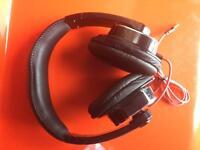 Job Lot 10 Pairs Of Designer Style Head Phones DJ Music Etc