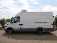 Iveco Daily Fridge cooler chiller van