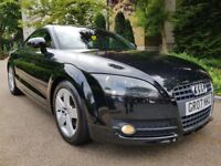 AUDI TT 2.0 TFSI LOW MILES 84000 FULL SERVICE HISTORY LONG MOT PERFECT CONDITION VERY CLEAN