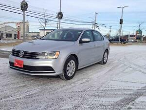 "2016 Volkswagen Jetta Sedan TRENDLINE """"++""""..1.4TSI..HEATED SEA"