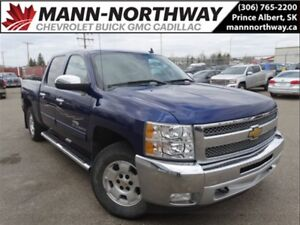 2013 Chevrolet Silverado 1500 LT | Z71, Cruise, Remote Start, Bl
