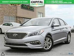 2016 Hyundai Sonata 2.4L GLS* Heated Seats/Str Wheel* Blind Spot