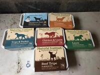 13 kilo frozen natural instinct natural range raw food