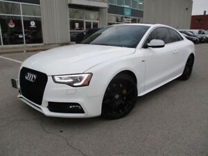 2013 Audi A5 2.0T S line Competition Fully Loaded