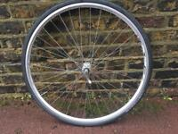 Front bike wheel for road bike/fixie/single speed 700x25C