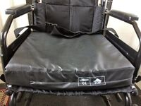 INVACARE WHEELCHAIR MODEL ZIPPER 2