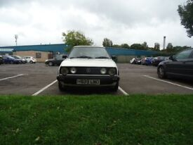 Volkswagen Golf 1.6 Driver 5dr£2,995 p/x Own a part of History 1990 (H reg), Hatchback 100,000 miles