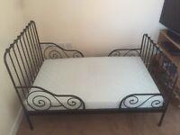 IKEA junior children's bed with mattress