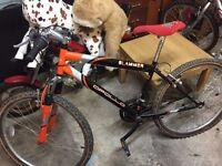 Bike for Sale - Apollo Slammer (Ideal for rebuild/project)