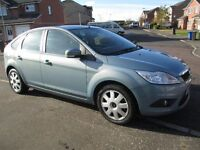 2008 (NEW SHAPE) FORD FOCUS STYLE 1.6 (FULL MOT) AS ASTRA VECTRA MONDEO MEGANE CORSA GOLF CLIO 308