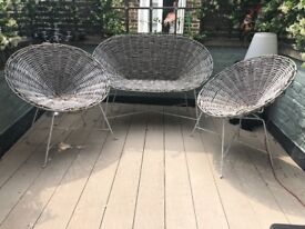 Abigail Ahern garden set but can also be used indoors