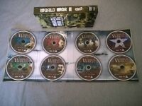 WORLD WAR II - DVD BOXSET (8 discs)