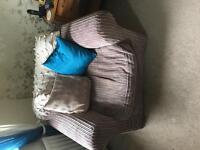 IKEA Erktop armchair in mocha brown free to good home