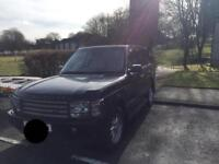Range Rover Vouge l322 TD6