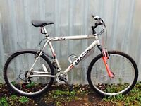Saracen Men's Alloy Suspension Mountain Bike - Fully Working