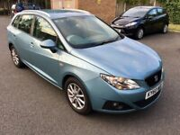 2010 Seat Ibiza Se Cr Ecomotive 1.6 Tdi 5 Doors Estate/Hatchback,Manual(like Corsa astra polo fabia