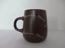 Brown Chocolate Mug