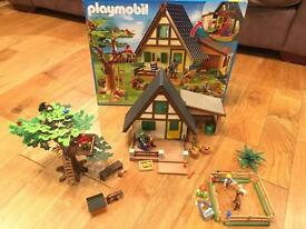 Playmobil 4207 Forest Lodge