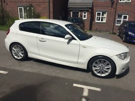 BMW 1 Series 120d Msport
