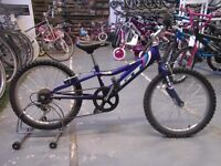 GIRLS GT LITTLE TIMBER BIKE