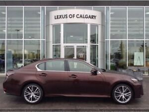 2017 Lexus GS 350 AWD 6A Executive Package