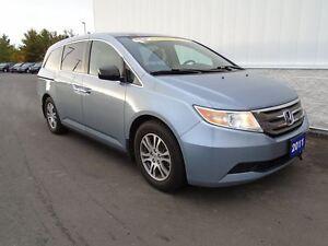 2011 Honda Odyssey EX (ONE OWNER)