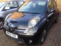 Nissan Micra low insurance and low road tax