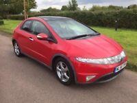2007 Honda Civic i-VTEC ES 1.8 Automatic - New MOT