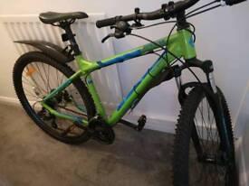 Bergamount mens new peddle bike 195 ono