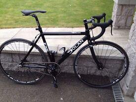 Dolan FXE fixie/single speed road bike