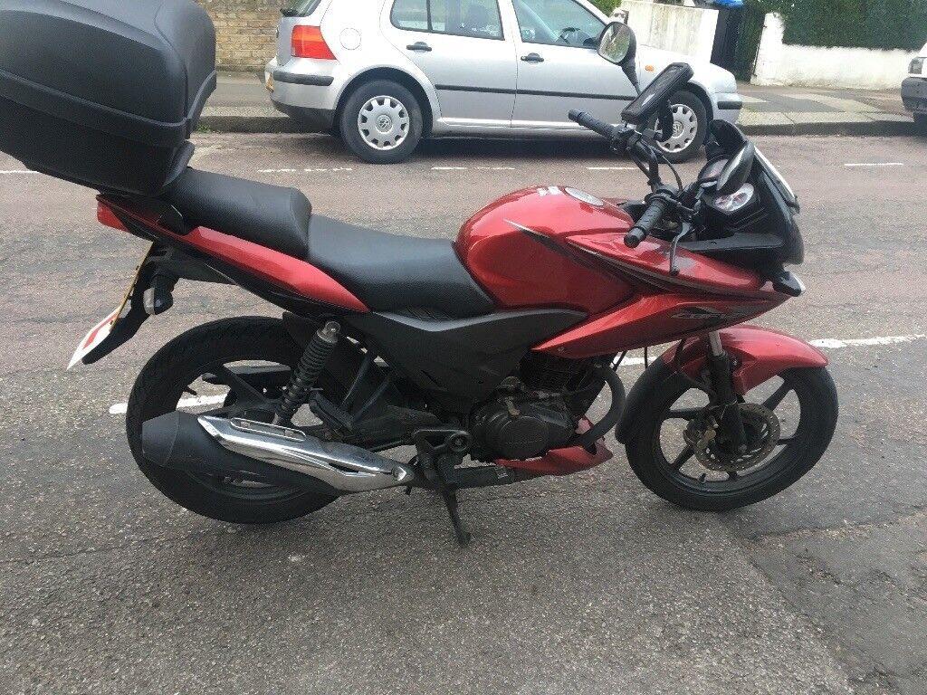 Honda cbf 125 cheap