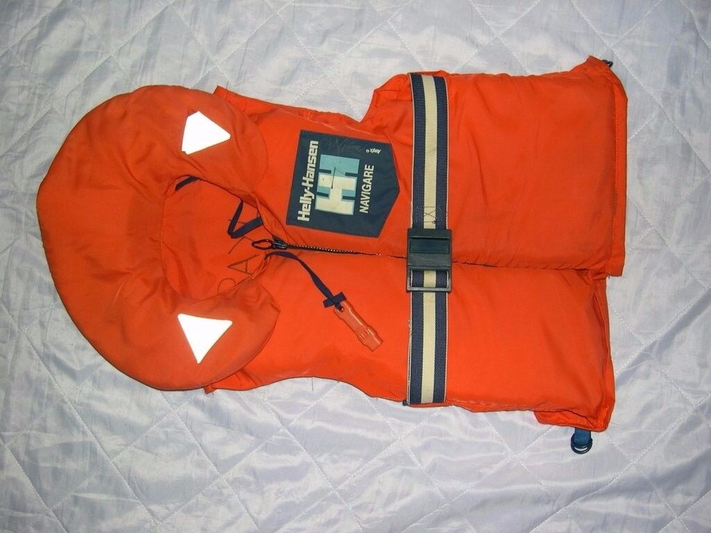 Helly Hansen adult life jacket