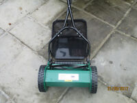HAND LAWN MOWER NEW NOT USED