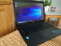 Asus X553M Laptop 15.6 inch - 1 Terabyte HD - 8gb Ram- Windows 10and Office
