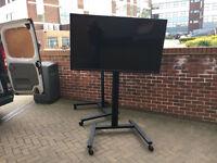 Monitor Display Trolley x2