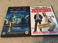2 X Owen Wilson Films £1