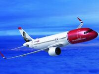 RETURN FLIGHT EDINBURGH - NEW YORK £250 WITH NORWEGIAN
