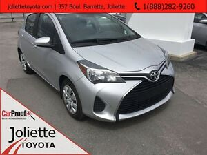 2015 Toyota Yaris LE Commodité Manuelle