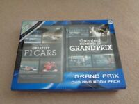 Grand Prix DVD and Book Pack