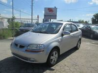 2006 Pontiac WAVE CERT & 3 YEARS WARRANTY INCLUDED**