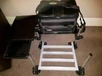 RS carbonite seatbox