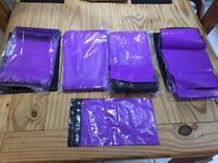 200 A5 plastic envelopes