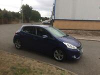 2014/14 Peugeot 208✅1.6 HDI✅ALLURE✅5 DOOR✅FREE ROAD TAX✅LIKE FIESTA CITROEN