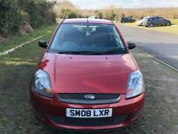 Ford Fiesta 1.25 Style 3dr, 3 Months Warranty, Just Serviced, Long MOT