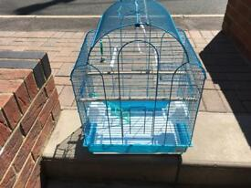 Canary or budgie cage